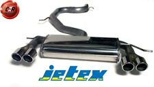 VW Scirocco New 13 2.0L Turbo Stainless Jetex Exhaust System 40DH7DTR 09 On