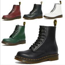 Herren Damen Motorradstiefel Schnürstiefeletten Lederstiefel Boots Unisex Schuhe