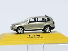 Wiking VW Touareg Édition Limitée Voiture Particulière Vitrine H0 1:87 Top Ovp