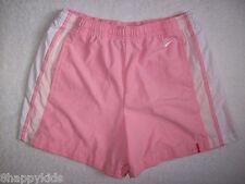 EUC NIKE Women's Walking Hiking Running Shorts Workout Active Small S Pink
