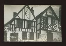 Gloucestershire Glos TEWKESBURY Cubshill Manor c1920/30s? RP PPC
