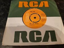 """PERRY COMO """"AND I LOVE HER/LOVE LOOKS SO GOOD ON YOU"""" 7"""" SINGLE"""