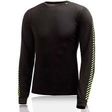 Abbiglimento sportivo da uomo nera di alta visibilità