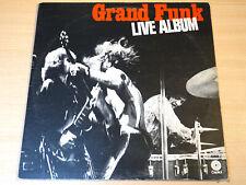 EX- !! Grand Funk Railroad/Live Album/1970 Capitol 2x LP Set