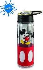 NEW Colorful Mickey Mouse Sports Water Bottles High Quality The Best Gift Bottle