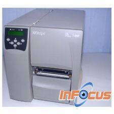 Impresora de etiquetas Zebra con conexión Ethernet (RJ-45) para ordenador