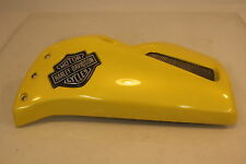 HARLEY DAVIDSON OEM V ROD MUSCLE CORONA YELLOW PEARL RIGHT SIDE COVER