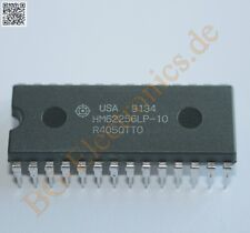 1 x HM62256LP-10 32,768-word x 8-bit High Speed CMOS Stat Hitachi DIP-28 1pcs