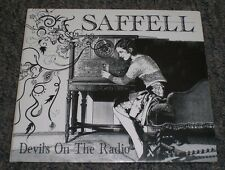 Devil's On The Radio Saffell~2014 Singer Songwriter Blues Funk CD~FAST SHIPPING!
