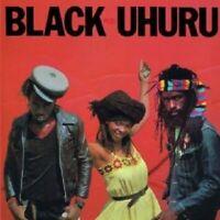 "BLACK UHURU ""RED"" CD NEW"