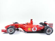 Hot Wheels 1:18 F1 Ferrari F2001 M. Schumacher No 1 #4193
