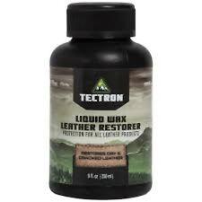 Tectron Liquid Wax Leather Restorer ~ 9 oz