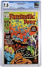 Fantastic Four #110 CGC 7.5