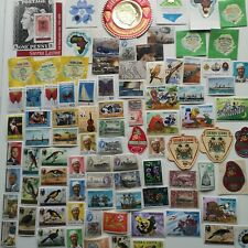 600 Different Sierra Leone Stamp Collection