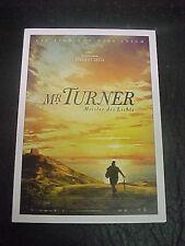 MR. TURNER, film card [Timothy Spall, Lesley Manville]
