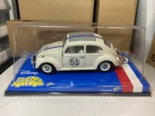 Johnny Lightning's HERBY the LOVEBUG (53) from Disney in 1:18 Scale.