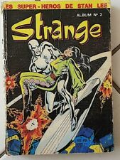 STRANGE Album Reliure N°2 Petit Format 5 a 7 inclus. Lug 1970 (rare)