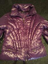 Motivi Puffy Down Jacket - Purple - Size 6 (Lot A)