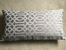 PORTER AND STONE BROOKSTONE TAUPE CUSHION COVERS  24 INCHES X 12 INCHES