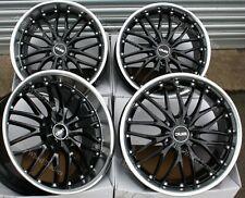 "19"" BP 190 Alloy Wheels Fits BMW 1 + 3 Series E36 E46 E90 E91 E92 Z3 Z4 WR"