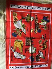 Canarias Cotton Spain Tea Towel Unused