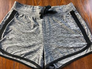 Girls Justice Heather Gray Dolphin Shorts size 12