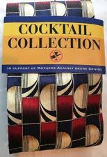 """TIE! 100% SILK NECK TIE! """"Cocktail Collection"""" Brand NEW w/ALL TAGS!"""