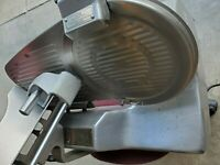 VERY GOOD CONDITION HOBART 512 DELI MEAT CHEESE SLICER COMMERCIAL VGUWC
