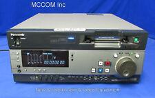 Panasonic AJ-SD930 DVCPro 50 Player w/ 1068 Tape Hrs, SDI Out