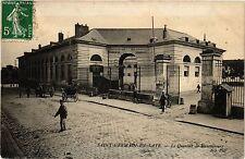 CPA   Saint-Germain-en-Laye - Le Quartier de Luxembourg    (358873)