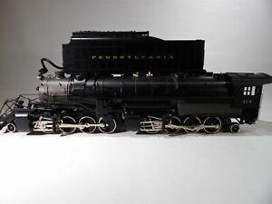 MTH Scale O PRR Mallet Steam Loco 2-8-8-2 ( Upgraded to Proto 3.0 DCS )
