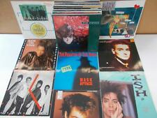60x 80er Maxi Vinyl Schallplatten Sammlung Rock Pop Disco, Konvolut Paket #143