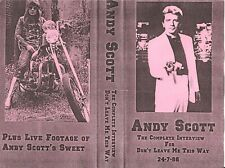 THE SWEET ANDY SCOTT DON'T LEAVE ME THIS WAY DVD