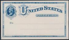 #UX4E-Ha 1¢ MORGAN ENVELOPE Co ESSAY ON WHITE CARD -- XF -- BT485