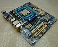 Genuine Gigabyte GA-880GM-D2H Socket PGA AM3 Motherboard with CPU