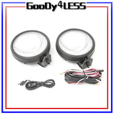 For 97-06 Jeep Wrangler Fog Lights OE Replacement Driving Lamp JDM Assembly