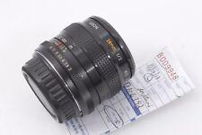 CLA'D KIRON KINO PRECISION 28mm F2 LENS FOR PENTAX PK, CAPS, GORGEOUS & SHARP!
