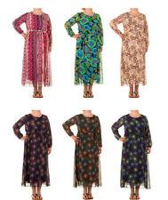 Markenlose Größe 42 Damenkleider aus Viskose