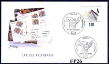 Frg 2000: Day Postage Stamp! FDC Der No. 2148 With Bonner Sonderstempeln! 1811