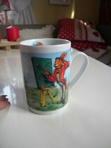 Tasse Becher Kaffetasse AMSEL Hamburg Ostern Motiv