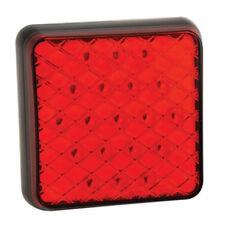 LED 81F Compact Slimline Rear Red LED Fog Light Lamp 12 Volt SINGLE LAMP