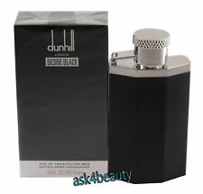 Dunhill Desire Black by Alfred Dunhill 3.4oz/100ml Edt Spray For Men New In Box