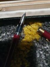 Vintage sheaffer fountain pen