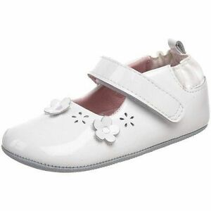 White Patent Easter Shoes MaryJanes  NEW  Infants Size 2