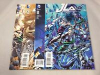 JLA Justice League of America # 4 - 7 DC Comics VF Wonder Woman Batman Aquaman