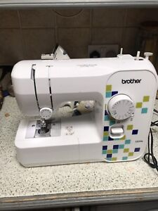 Electric brother sewing machine LS14s
