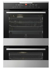 Electrolux EVEP627SC 60cm Pyrolytic Multifunction Duo Oven.
