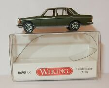 MICRO WIKING HO 1/87 MERCEDES BUNDESWEHR FORCES ARMEES MILITAIRE #069506 IN BOX