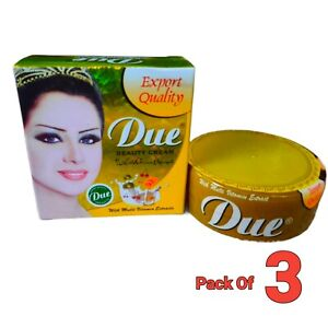 Due Beauty Cream 100% Original Brand  with long expire date 2023