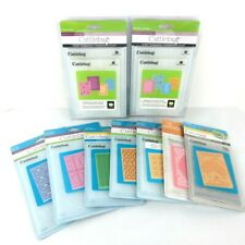 CUTTLEBUG Embossing  Folders Different Designs Freshly Picked Wall Decor Lot